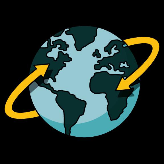Learn Around The World logo