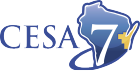 CESA 7 Educational Technology Services logo
