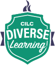 CILC Diverse Learning Seal