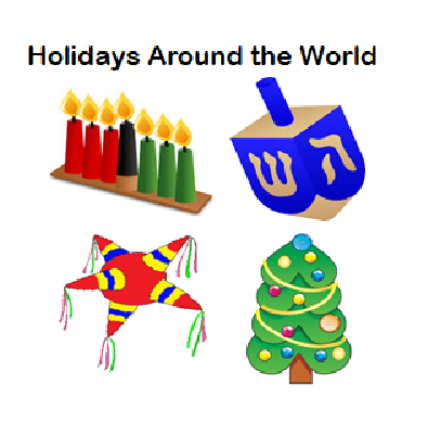 Christmas Hanukkah Kwanzaa And Other Holidays.Center For Interactive Learning Contentproviderprogram