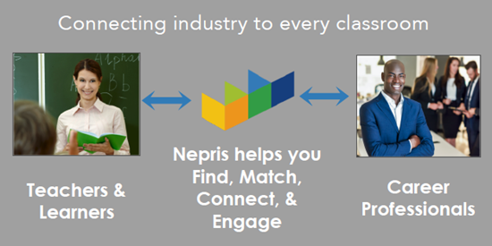 Nepris Connecting to industry to every classroom