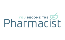 You Become the Pharmacist Logo