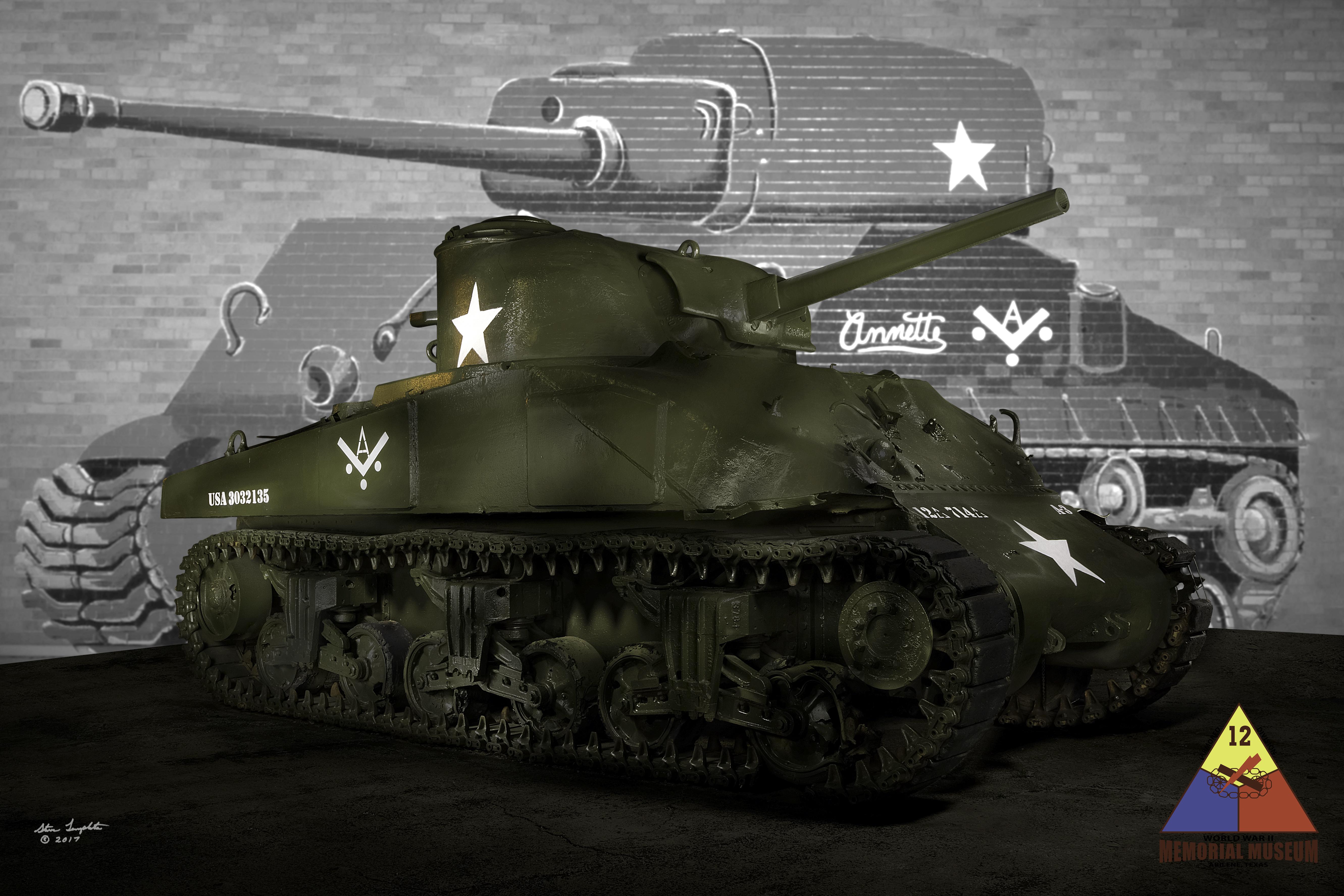 12th Armored Division Memorial Museum