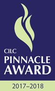CILC Pinnacle Award 2017-18 Logo