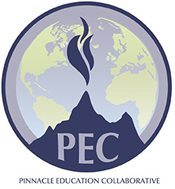 Pinnacle Education Collaborate logo
